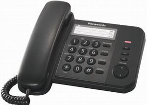 Проводной телефон Panasonic KX-TS2352RUBПроводные телефоны<br>Panasonic kx ts2352rub: связь высшего класса!<br>Только взгляните на отзывы о проводном телефоне Panasonic kx ts2352rub, и вы сразу все поймете. Что именно? Разумеется, то, что эта модель отличается великолепнейшим функционалом и высочайшим качеством.<br>Абсолютно все необходимые функции, а также возможности этого телефона к вашим услугам: переадресация, повторный набор номера, регулятор громкости, однокнопочный, повторный и тональный набор номера, выключение микрофона и даже порт для дополнительного оборудования. Установив такой аппарат у себя дома или на работе, ...<br><br>Тип: проводной телефон<br>Количество линий : 1<br>Однокнопочный набор (количество кнопок): 3<br>Переадресация (Flash): есть<br>Повторный набор номера: есть<br>Тональный набор: есть<br>Кнопка выключения микрофона: есть<br>Регулятор уровня громкости: есть<br>Возможность настенной установки: есть<br>Порт для дополнительного оборудования: есть