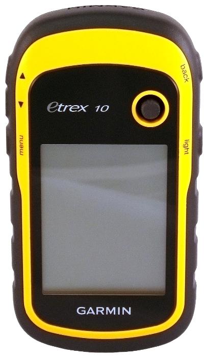 GPS навигатор Garmin eTrex 10GPS навигаторы<br>Garmin eTrex 10 для охотников за приключениями.<br>Что обязательно должно быть в арсенале опытного путешественника и туриста? Абсолютно верно, хороший качественный навигатор, который моментально определит ваше местоположение и проложит самый удобный маршрут до любой точки. Непромокаемый и суперпрочный GPS навигатор Garmin eTrex 10 превосходно справляется не только с этими задачами. Что он умеет еще?<br>Этот навигатор поддерживает файлы геокэшинга GPX, поэтому вы можете загрузить в него все необходимые координаты, а также описания тайников, в которых хранятся...<br><br>Тип: универсальный<br>Тип навигатора: Туристический навигатор<br>Область применения: универсальный<br>Водонепроницаемый корпус: Есть