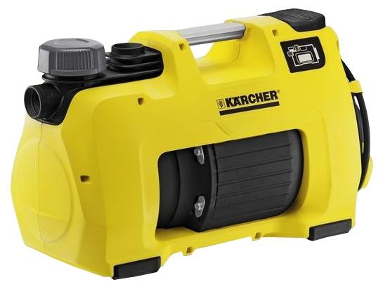 Насос Karcher BP 3 Home&amp;GardenНасосы<br><br><br>Глубина погружения: 8 м<br>Максимальный напор: 40 м<br>Пропускная способность: 3.3 куб. м/час<br>Напряжение сети: 220/230 В<br>Потребляемая мощность: 800 Вт<br>Качество воды: чистая<br>Установка насоса: горизонтальная