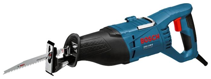 Сабельная пила Bosch GSA 1100 E Чемодан [060164C800]Пилы<br><br>