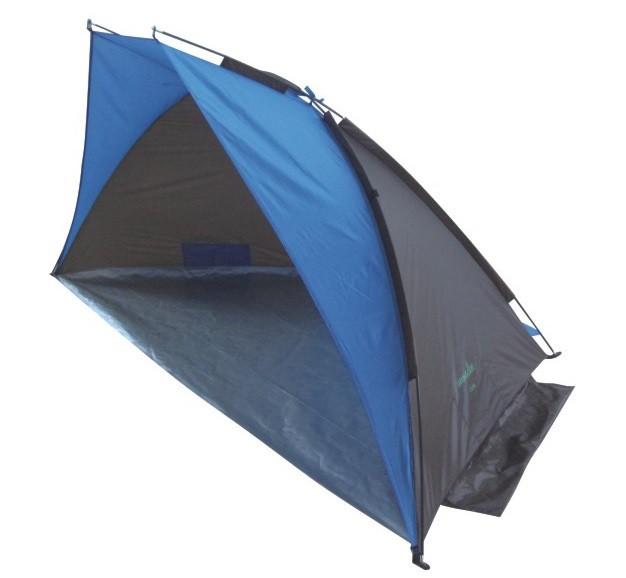 Палатка Green Glade CubaПалатки<br>Палатка пляжная Green Glade Cuba - обеспечивает защиту от солнца, ветра и даже легких осадков идеально подходит для пляжного отдыха с маленькими детьми. Очень прост в установке, имеет малый вес и удобный чехол с ручкой для переноски.<br><br>Такой пляжный тент просто незаменим для отдыха с детьми на пляже или на пикнике в жаркую солнечную погоду. Посадите в него ребенка с игрушками, и сами прилягте рядом, и наслаждайтесь покоем: в тени пляжной палатки дети не получат солнечный удар и не обгорят, они будут спокойно играть, ибо им будет комфортно, и родители будут...<br><br>Тип: палатка<br>Материал: 170Т Полиэстер PU