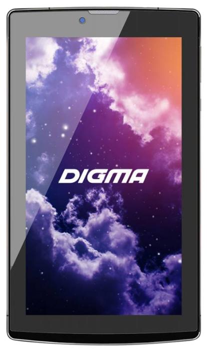 Планшет Digma Plane 7007 3G BlackПланшеты<br><br>