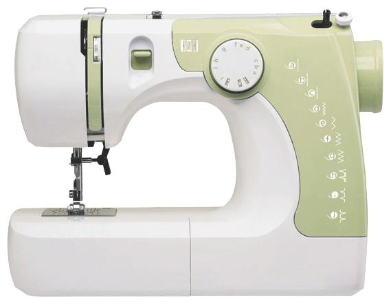 Швейная машина Comfort 14Швейные машины<br><br><br>Тип: электромеханическая<br>Вышивальный блок: нет<br>Количество швейных операций: 11<br>Выполнение петли: полуавтомат<br>Максимальная длина стежка: 4 мм<br>Максимальная ширина стежка: 5.0 мм<br>Потайная строчка : есть<br>Эластичная строчка : есть<br>Эластичная потайная строчка: есть<br>Кнопка реверса: есть