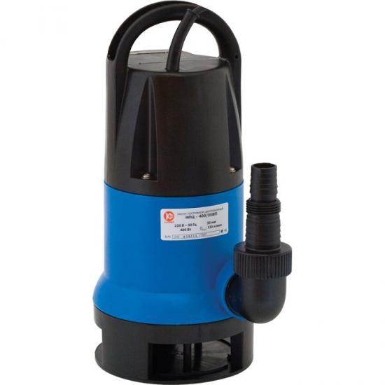 Насос Калибр НПЦ-400/35ВПНасосы<br>Калибр НПЦ- 400/35ВП - Погружной дренажный насос для сильнозагрязненной воды в пластиковом корпусе. Комплектуется встроенным поплавочным выключателем с возможностью отключения контроля уровня воды. Встроенный поплавочный выключатель позволяет использовать насос в стесненных условиях &amp;#40;диаметр от 250 мм&amp;#41;<br><br>Глубина погружения: 8 м<br>Максимальный напор: 6 м<br>Пропускная способность: 9 куб. м/час<br>Потребляемая мощность: 400 Вт<br>Качество воды: чистая<br>Размер фильтруемых частиц: 30 мм<br>Установка насоса: вертикальная