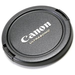 Крышка для обьектива Fujimi с надписью Canon, 72ммАксессуары для фототехники<br><br><br>Цвет : черный<br>Дополнительно: Canon, 72мм