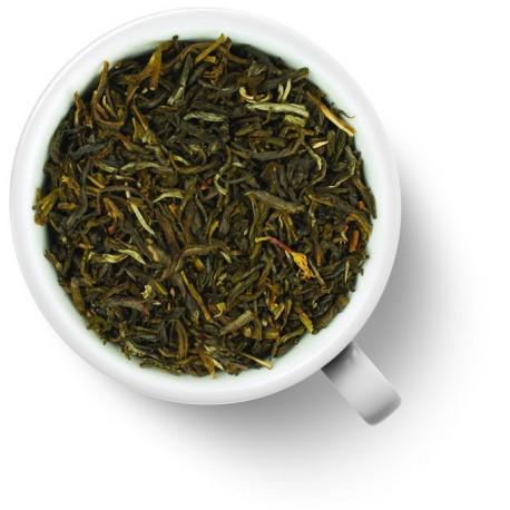 Чай Gutenberg Зелёный с жасминомЧай<br>Традиционный зеленый чай с добавлением жасмина. При заваривании получается светло-желтый настой с тонким ароматом жасмина и мягким вкусом.<br><br>Тип: чай зеленый<br>Дополнительно: как приготовить: Заваривать 2 минуты при температуре воды 80C, 1 ч.л. на 150 мл. воды. Можно заваривать несколько раз.