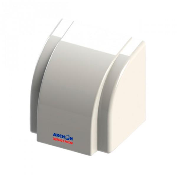 Сушилка для рук Аксион СР 11Сушилки для рук<br><br><br>Описание: сушилки оснащены бесконтактным инфракрасным датчиком включения. Материал корпуса: ударопрочный пластик, не подверженный влиянию ультрафиолетовых лучей.