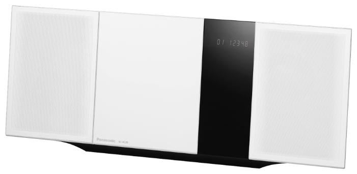 Микросистема Panasonic SC-HC39EE-W White