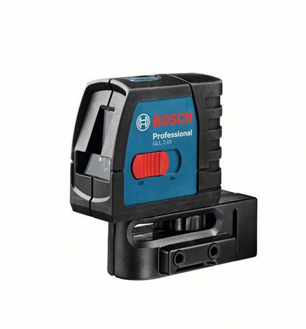 Лазерный нивелир Bosch GLL 2-15 Prof [0601063701]