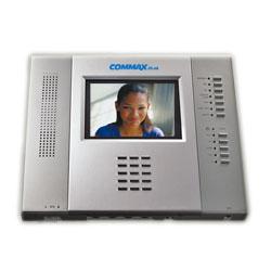 Видеодомофон Commax CAV-501Домофоны<br><br><br>Подключаемые видеопанели: 1<br>Тип экрана: TFT<br>Размер экрана (диагональ): 5<br>&quot;Свободные руки&quot; (без трубки): есть<br>Регулировка яркости: есть<br>Регулировка контраста: есть<br>Регулировка громкости: есть