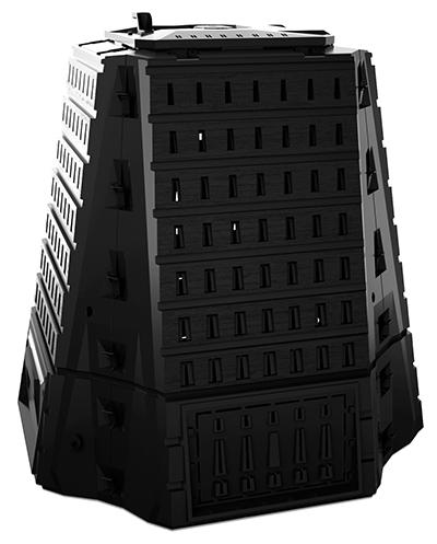 Компостер Biocompo IKBI900C-S411Садовые компостеры<br><br><br>Тип: компостер<br>Объем, л: 900