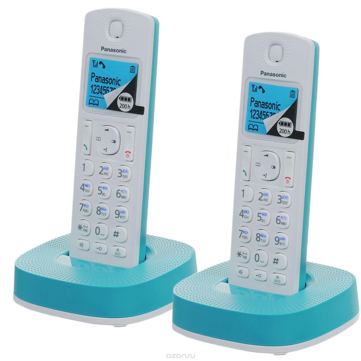 Радиотелефон Panasonic KX-TGC312RUCРадиотелефон Dect<br><br><br>Тип: Радиотелефон<br>Рабочая частота: 1880-1900 МГц<br>Стандарт: DECT<br>Возможность набора на базе: Нет<br>Проводная трубка на базе : Нет<br>Время работы трубки (режим разг. / режим ожид.): 16/200<br>Дисплей: на трубке (цветной), 4 строки