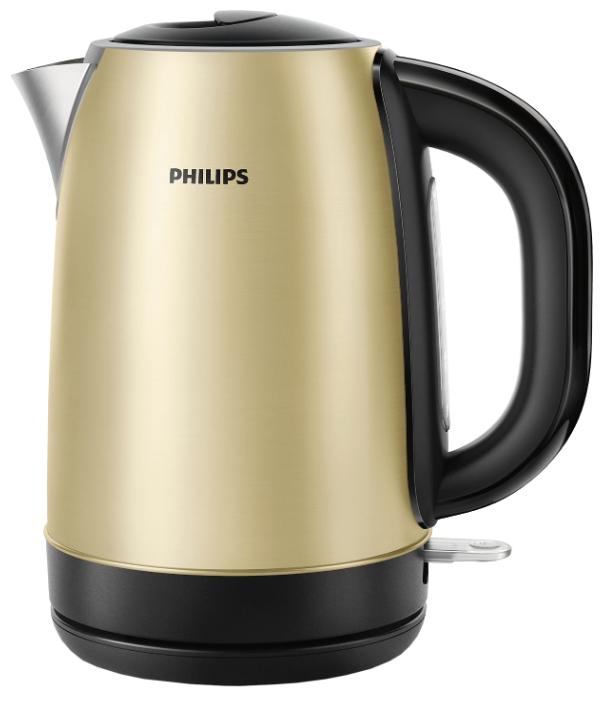 Чайник Philips HD 9325/50Чайники и термопоты<br><br><br>Тип   : Электрочайник<br>Объем, л  : 1.7<br>Мощность, Вт  : 2200<br>Тип нагревательного элемента: Закрытая спираль<br>Покрытие нагревательного элемента  : Нержавеющая сталь<br>Материал корпуса  : металл<br>Индикатор уровня воды  : Есть<br>Блокировка крышки  : Есть<br>Фильтр  : Есть<br>Отсек для хранения шнура: Есть