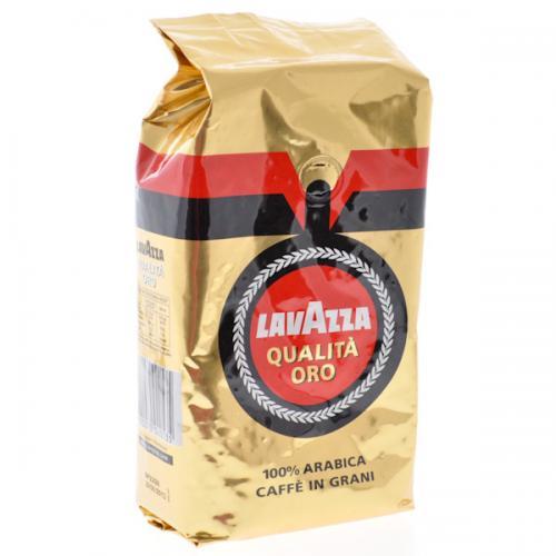 Кофе в зернах Lavazza Oro 500 гр.Кофе и чай<br><br><br>Тип: кофе в зернах<br>Обжарка кофе: средняя<br>Кофеин: С кофеином<br>Состав: 100% Арабика<br>Дополнительно: 100% Арабика