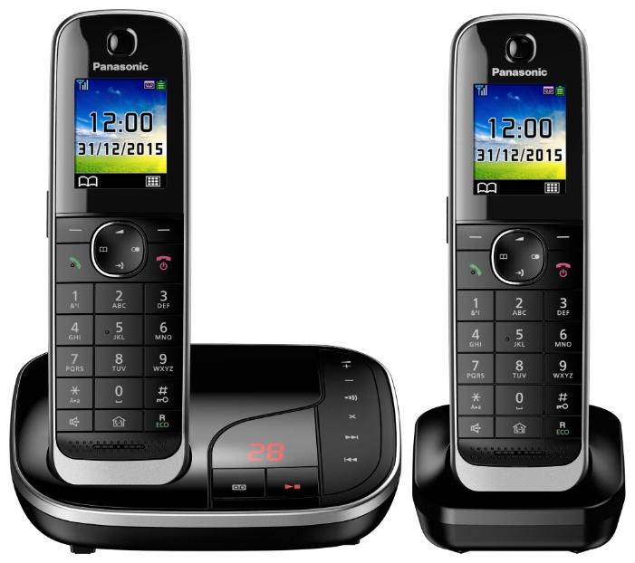 Радиотелефон Panasonic KX-TGJ322RUBРадиотелефон Dect<br><br><br>Тип: Радиотелефон<br>Рабочая частота: 1880-1900 МГц<br>Стандарт: DECT/GAP<br>Время работы трубки (режим разг. / режим ожид.): 15 / 250 ч<br>Полифонические мелодии: 40<br>Дисплей: на трубке (цветной)<br>Подсветка кнопок на трубке: Есть<br>Журнал номеров: 50 номеров<br>Количество аккумуляторов: 2<br>Формат: AAA