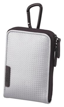 Чехол Sony LCS-CSVC, серебристыйСумки, рюкзаки и чехлы<br><br><br>Тип: чехол<br>Описание : искусственная кожа<br>Внешний карман: нет