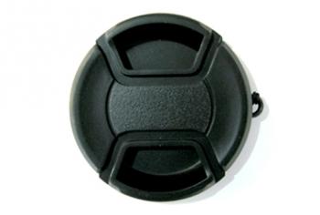 Крышка для объектива без надписи, 46ммАксессуары для фототехники<br>Высококачественная крышка для объективов Canon, Nikon, Sony, Samsung, Pentax, Olympus.<br><br>Благодаря&amp;nbsp;&amp;nbsp;центральной фиксации данную крышку очень легко и удобно использовать с блендами.<br><br>Комплектуется удобным шнурком для защиты крышки от потерь.<br><br>Цвет : черный<br>Комплектация: шнурок<br>Габаритные размеры (ШхВхГ): 46 мм<br>Дополнительно: для объективов Canon, Nikon, Sony, Samsung, Pentax, Olympus