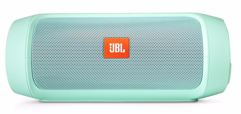 Акустическая система JBL Charge2+ TealАкустические системы<br><br><br>Состав комплекта: портативное аудио<br>Количество полос: 1<br>Мощность, Вт: 15<br>Диапазон воспроизводимых частот: 75-20000<br>Интерфейсы: Bluetooth
