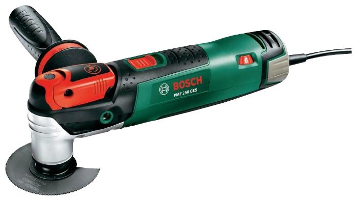 Многофункциональная шлифмашина Bosch PMF 250 CES [0603102120]Шлифовальные и заточные машины<br><br>
