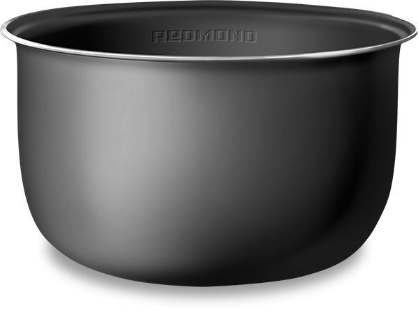 Чаша для мультиварки Redmond RB-A400Мультиварки и пароварки<br>4-литровая чаша из высококачественного алюминиевого сплава с экологичным антипригарным покрытием поможет сделать вашу пищу полезнее и здоровее. Ведь в ней можно тушить, жарить или выпекать с минимальным количеством масла или жира. При необходимости используйте чашу как посуду для приготовления блюд в духовом шкафу или в холодильнике в качестве емкости для хранения продуктов. Для мытья чаши допускается использовать посудомоечную машину.<br><br><br>  <br><br><br>&amp;bull; Покрытие: экологичное антипригарное<br><br>• Подходит к мультиваркам REDMOND: RMC-4515, RMC-M4524<br><br><br>  <br><br><br>Особенности...<br><br>Тип  : чаша для мультиварки<br>Общий объем, литров  : 4