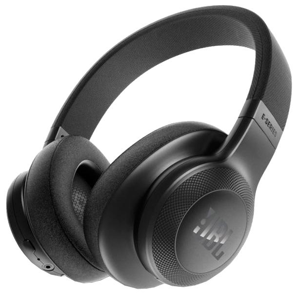 Наушники JBL E55BT BlackНаушники и гарнитуры<br><br><br>Тип: наушники<br>Тип подключения: Беспроводные<br>Диапазон воспроизводимых частот, Гц: 20 - 20000<br>Сопротивление, Импеданс: 32 Ом<br>Микрофон: есть