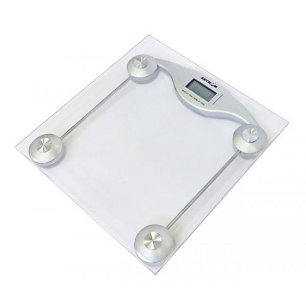 Весы Аксион ВHЕ 32Весы<br><br><br>Тип: напольные весы<br>Тип весов: электронные<br>Предел взвешивания, кг: 150<br>Точность измерения, г: 100
