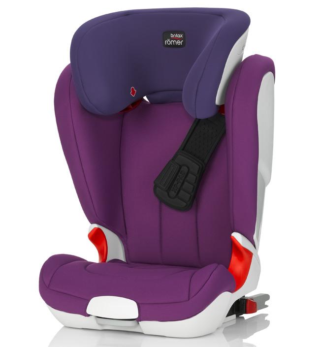 Детское автокресло Britax Romer Kidfix XP Mineral Purple