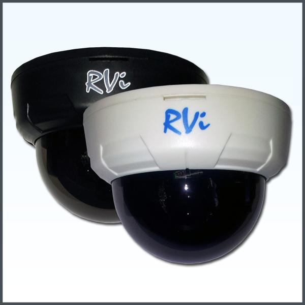 Купольная камера видеонаблюдения RVi-E25B (3.6 мм), черныйКамеры видеонаблюдения<br>Купольная камера эконом-класса RVi-E25 будет идеальным решением в системах видеонаблюдения с небольшим бюджетом.<br>Обладая компактным дизайном, данная камера может устанавливаться на любые поверхности благодаря настройке в трех плоскостях.<br>Камера RVi-E25 имеет высокое разрешение - 540 ТВЛ и благодаря этому обладает более широкой сферой применения.<br><br>Тип: Купольная<br>Тип камеры: цветная<br>Тип матрицы: 1/3 цветная ПЗС-матрица нового поколения<br>Фокусное расстояние объектива: 3.6 мм<br>Горизонтальный угол обзора: 67.4°<br>Разрешение по горизонтали: 540 ТВЛ<br>Автоматическая регулировка усиления (AGC): авто