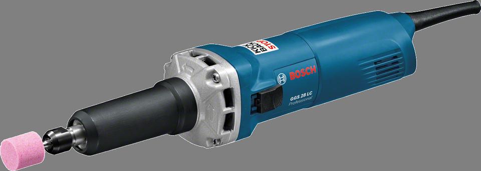 Прямая шлифмашина Bosch GGS 28 LC [0601221000]Шлифовальные и заточные машины<br><br>