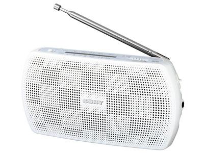 Радиоприемник Sony SRF-18 WhiteРадиобудильники, приёмники и часы<br><br><br>Тип: Радиоприемник<br>Тип тюнера: Цифровой<br>Диапозон частот: FM, AM<br>Часы: Нет<br>Встроенный будильник  : Нет