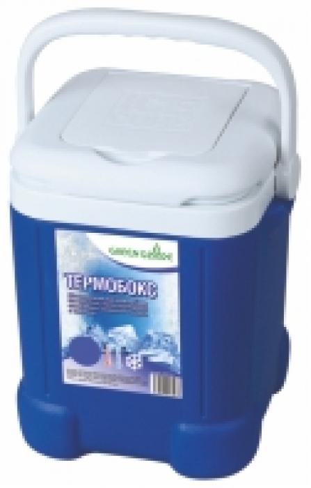 Термобокс Green Glade С12150Термосумки<br>Контейнер Green Glade арт. С12150 предназначен для сохранения определенной температуры продуктов и напитков. Он имеет небольшой вес, компактен, прочен и удобен для переноски. Этот предмет незаменим во время отдыха на природе, на пикниках, в кемпинге, дальних поездках и т п. Термоконтейнер актуален и в туризме. <br><br>Контейнер Green Glade С12150 без проблем умещается в багажник автомобиля и надолго сохраняет температуру продуктов. Он очень удобен для того, чтобы перевезти на дачу или домой продукты охлажденными и неиспорченными. Эргономичность и долговечность этой...<br><br>Тип: термобокс<br>Объем, л: 15<br>Материал: полипропилен, полиэстер, пенополистирол