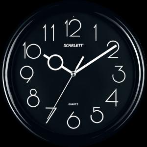 Часы настенные Scarlett SC-09B