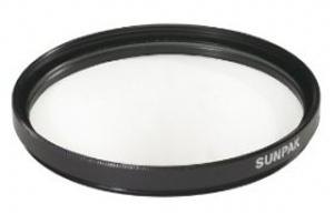 Фильтр Sunpak 55mm UV