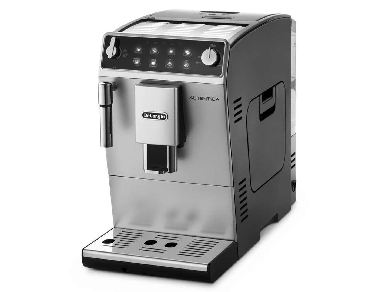 Кофемашина Delonghi ETAM 29.510 SBКофеварки и кофемашины<br>Новая функция Doppio&amp;#43; для двойного удовольствия, энергии и вкуса с двойным эспрессо.<br>Кнопка LONG для любителей кофе американо.<br>Система автоматической очистки, вмонтированная в ручку для регулирования количества пенки позволяет удобно и легко чистить все компоненты системы, контактирующие с молоком. <br>Возможность подачи горячей воды, если желаете приготовить чай или долить воды в кофе.<br>Сенсорная панель управления Soft Touch и 2-х строчный текстовый дисплей.<br>Менять рецепты кофе по вкусу еще никогда не было так легко. Настройка любых параметров напитка:...<br><br>Тип : зерновая кофемашина<br>Тип используемого кофе: Зерновой\Молотый<br>Мощность, Вт: 1450<br>Объем, л: 1.4<br>Давление помпы, бар  : 15<br>Встроенная кофемолка: Есть<br>Емкость контейнера для зерен, г  : 150<br>Одновременное приготовление двух чашек  : Есть<br>Подогрев чашек  : Есть<br>Контейнер для отходов  : Есть