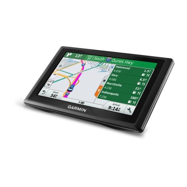 GPS навигатор Garmin Drive 50LMT Europe [010-01532-11]GPS навигаторы<br>GPS навигатор Garmin Drive 50 – ваш верный помощник в дороге!<br><br>Этот автомобильный навигатор, который знает и умеет все, поможет выбрать наикратчайший маршрут в любой ситуации, предупредит о наличии опасных поворотов, железнодорожных переездах, тропах миграции диких животных и других местах, которые могут стать для водителя неожиданностью. Устройство автоматически предупреждает водителя о выезде на полосу с односторонним движением, а также о необходимости быть внимательнее вблизи учреждений образования. Обширная база радаров и скоростных камер ...<br>