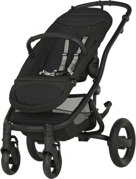 Детская коляска Britax Affinity (2 в 1) Black шассиДетские коляски<br>Affinity 2 - это коляска, созданная как для путешествий, так и для коротких прогулок в городе! <br><br>Детская коляска Britax Affinity 2 создана для родителей, которые хотят получать от жизни лучшее. Стильный дизайн и большой выбор цветов. Двойная подвеска для поездок как по городу, так и по пересеченной местности. Пусть каждая прогулка с ребенком приносит радость.<br><br><br>В базовую комплектацию входит: шасси и прогулочный блок.<br>- Возможность комбинирования элементов разного цвета в зависимости от вкусовых предпочтений членов семьи или модных трендов сезона<br>- 3 положения...<br>