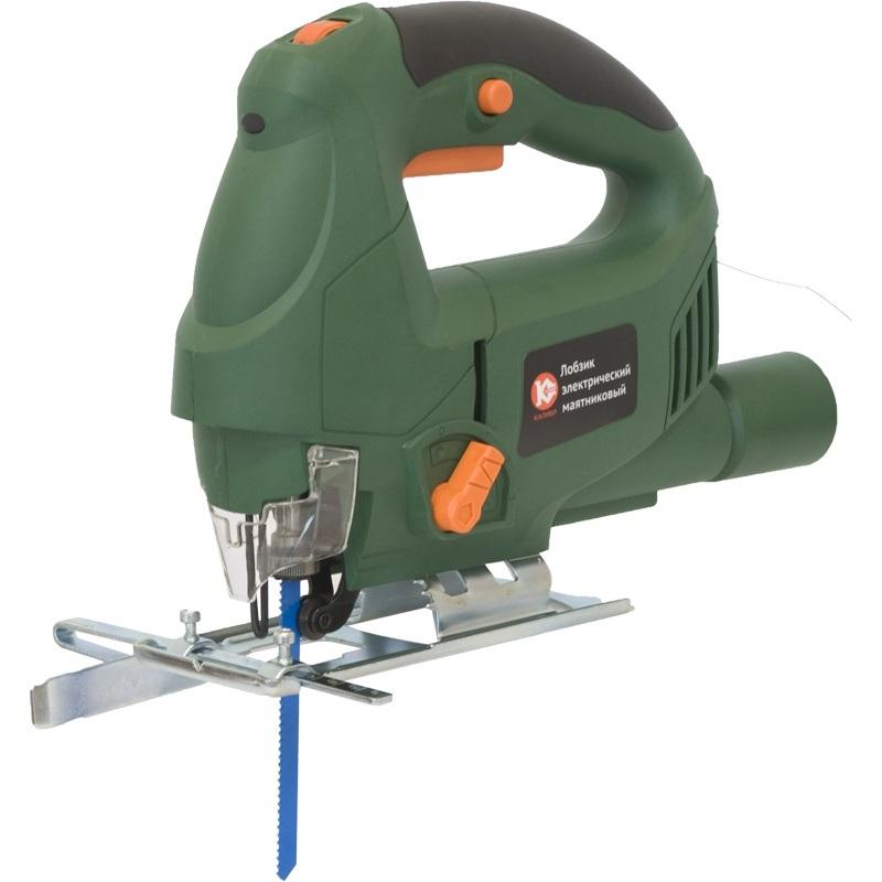 Лобзик Калибр ЛЭМ-710ЕЛобзики<br><br><br>Потребляемая мощность: 710 Вт<br>Частота движения пилки: 500 - 3000 ходов/мин<br>Глубина пропила дерева: 80 мм<br>Глубина пропила стали: 6 мм<br>Рукоятка: скобовидная, обрезиненная<br>Работа от аккумулятора: нет