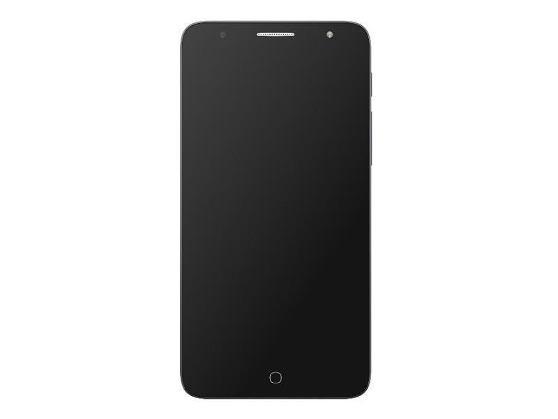 Мобильный телефон Alcatel POP 4 Plus 5056D Metal SilverМобильные телефоны<br><br>