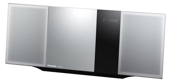 Микросистема Panasonic SC-HC39EE-S Silver