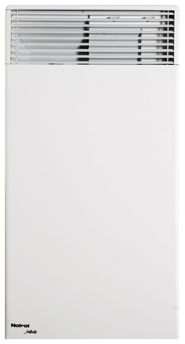 Конвектор Noirot Melodie Evolution high 1500Обогреватели<br>Обогреватель марки Noirot, отзывы и цена которого говорят об отменном качестве, может выступать как в качестве самостоятельного прибора для обогрева, так и в единой системе отопления. Это обуславливает желание ознакомиться с фото, описаниями и непременно заказать конвектор&amp;nbsp;&amp;nbsp;на Техномарт. Предпочтение прибору Noirot Melodie Evolution high 1500 многие отдают благодаря его отличным функции обогрева и долгому сроку службы. Обогреватель Noirot - это спутник комфорта. Конвектор с электромеханическим управлением имеет небольшие габариты, отключается при пере...<br><br>Тип: конвектор<br>Максимальная мощность обогрева: 1500<br>Площадь обогрева, кв.м: 20<br>Отключение при перегреве: есть<br>Влагозащитный корпус: есть<br>Отключение при опрокидывании: есть<br>Управление: механическое<br>Термостат: есть<br>Защита от мороза : есть<br>Выключатель со световым индикатором: есть