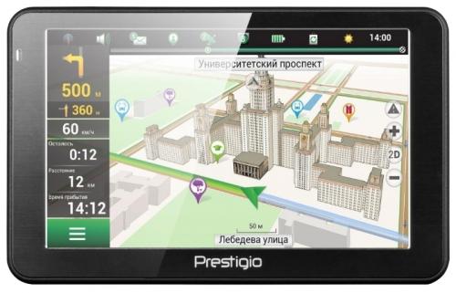 GPS навигатор Prestigio GeoVision 5067GPS навигаторы<br><br>