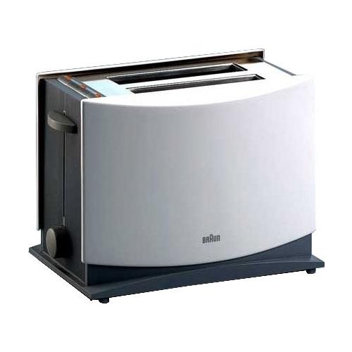 Тостер Braun HT 400 WhiteТостеры и минипечи<br><br><br>Тип: тостер<br>Мощность, Вт.: 1080<br>Количество отделений: 2<br>Количество тостов: 4