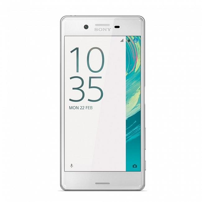 Мобильный телефон Sony F 5121 Xperia X WhiteМобильные телефоны<br><br><br>Тип: Смартфон<br>Операционная система: Android 6.0<br>Встроенная память: 32 Гб<br>Фотокамера: 23 Мп<br>Разъем для наушников: 3.5 мм<br>Процессор: Qualcomm MSM8996 Snapdragon 820<br>Количество ядер процессора: 4<br>Видеопроцессор: Adreno 530<br>Объем оперативной памяти Мб.: 3072<br>Тип сенсорного экрана: емкостной