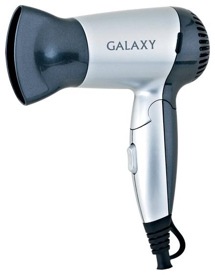 Фен Galaxy GL 4303Фены и щипцы<br><br><br>Тип: Фен<br>Мощность, Вт: 1200<br>Насадки в комплекте: концентратор<br>Петля для подвешивания: Есть<br>Количество режимов: 2