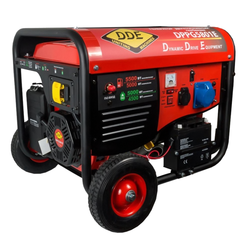 Электрогенератор DDE DPPG5801E
