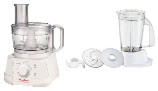 Кухонный комбайн Moulinex FP513125Кухонные комбайны<br><br><br>Тип: Кухонный комбайн<br>Мощность, Вт: 750<br>Емкость чаши, л: 2.2<br>Блендер, л: есть, объем 1.25 л<br>Соковыжималка: Нет