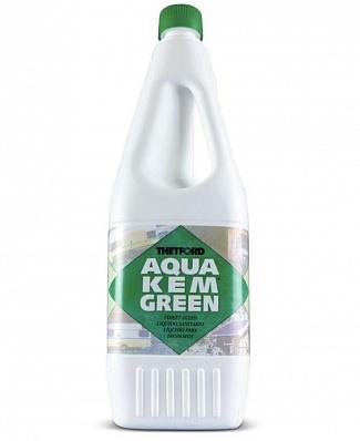 Жидкость для биотуалета Thetford Aqua Kem Green 1.5 лРасходные материалы для биотуалетов<br>Эффективная жидкость с приятным хвойным запахом для нижнего бака для ежедневного использования в мобильных туалетах.<br>Экологически чистая жидкость, уменьшает неприятные запахи , облегчает очистку, сохраняет в чистоте сточный бак<br>