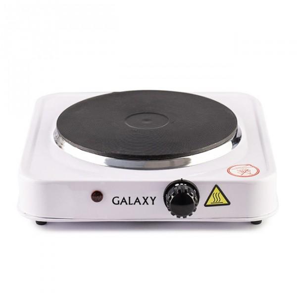 Кухонная плита Galaxy GL 3001Кухонные плиты<br>Компактная электрическая плитка Galaxy просто незаменима, когда нет возможности установить полноценную стационарную плиту, например, в общежитии, на даче или в любом другом помещении.<br><br>Какими качествами обладает современная электрическая плитка? Во-первых, она лёгкая и компактная, для нее всегда найдётся место. Во-вторых, она быстро нагревается и стабильно поддерживает заданную температуру. В-третьих, она экономно расходует электроэнергию.<br><br>При выборе стоит обратить внимание на мощность, количество конфорок и габариты. Габариты зависят от количества...<br>