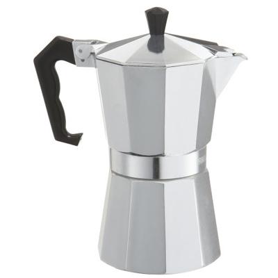 Кофеварка Bialetti Junior 9 п. 35Кофеварки и кофемашины<br><br><br>Тип : гейзерная кофеварка<br>Тип используемого кофе: Молотый<br>Объем, л: 0.36<br>Материал корпуса  : Металл