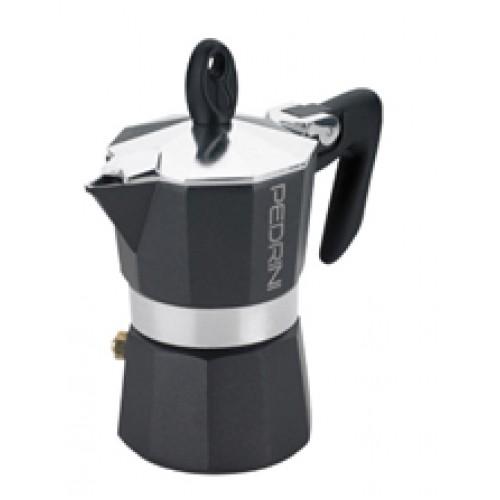 Кофеварка Pedrini 3 п. 9113 neroКофеварки и кофемашины<br><br>